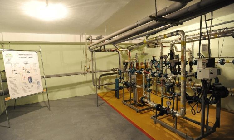 Комплексна термомодернізація ДНЗ №573